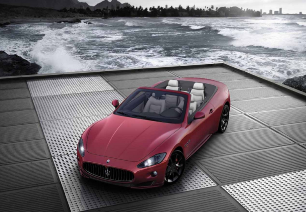 Maserati Grancabrio S, hire , rent , location , alquiler , aluguel, Paris Luxury Car