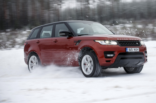 LOUER RANGE ROVER SPORT SUPERCHARGED