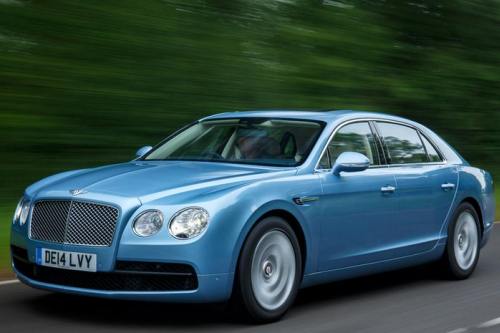 LOUER BENTLEY FLYING SPUR - LOCATION AVEC CHAUFFEUR